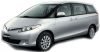 PEOPLE MOVER toyota previa 2003